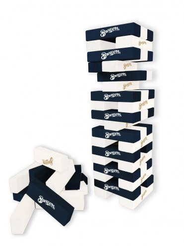 Milwaukee Brewers Table Top Stackers