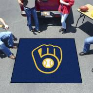 Milwaukee Brewers Tailgate Mat