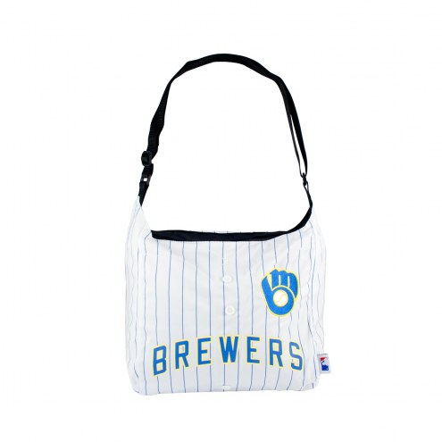Milwaukee Brewers Team Jersey Tote