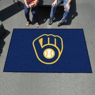 Milwaukee Brewers Ulti-Mat Area Rug