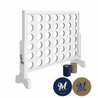 Milwaukee Brewers Victory Connect 4