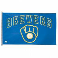 Milwaukee Brewers 3' x 5' Flag