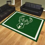 Milwaukee Bucks 8' x 10' Area Rug