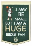Milwaukee Bucks Lil Fan Traditions Banner