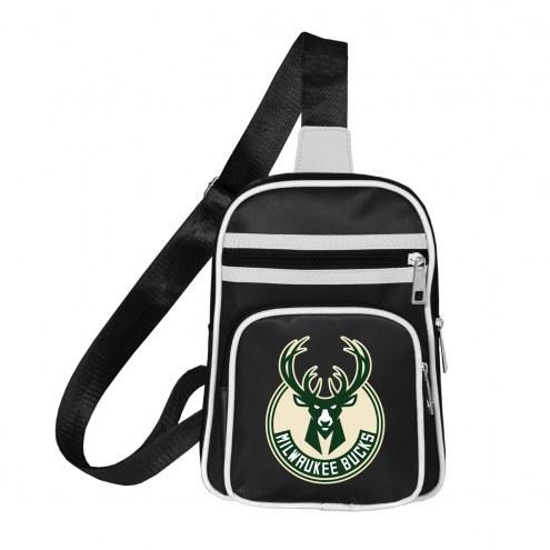 Milwaukee Bucks Mini Cross Sling Bag