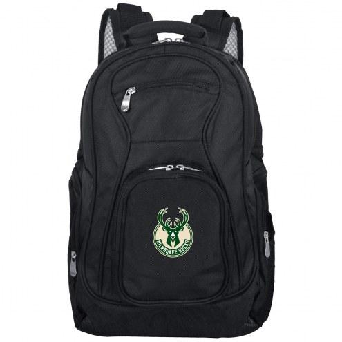 Milwaukee Bucks Laptop Travel Backpack