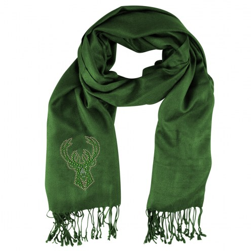 Milwaukee Bucks Pashi Fan Scarf