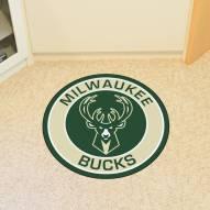 Milwaukee Bucks Rounded Mat