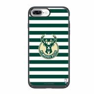 Milwaukee Bucks Speck iPhone 8 Plus/7 Plus Presidio Stripes Case