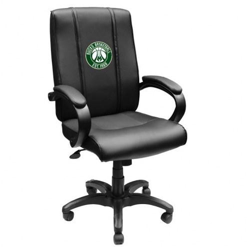 Milwaukee Bucks XZipit Office Chair 1000 with Secondary Logo