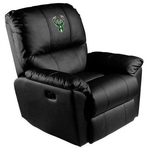 Milwaukee Bucks XZipit Rocker Recliner