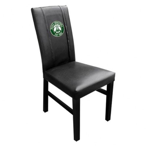 Milwaukee Bucks XZipit Side Chair 2000 with Secondary Logo