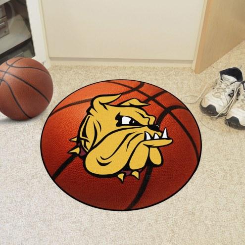 Minnesota Duluth Bulldogs Basketball Mat
