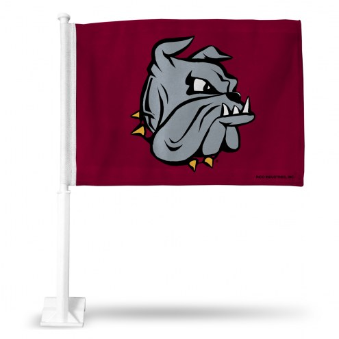 Minnesota Duluth Bulldogs Car Flag