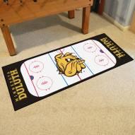 Minnesota Duluth Bulldogs Hockey Rink Runner Mat