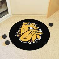 Minnesota Duluth Bulldogs Hockey Puck Mat