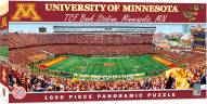 Minnesota Golden Gophers 1000 Piece Panoramic Puzzle