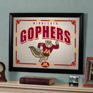 "Minnesota Golden Gophers 23"" x 18"" Mirror"