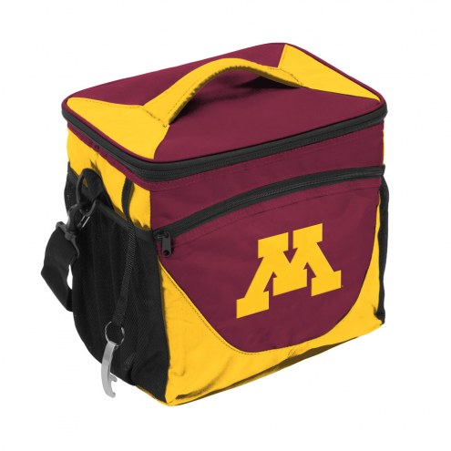 Minnesota Golden Gophers 24 Can Cooler