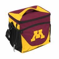 Minnesota Golden Gophers 24 Can Cooler
