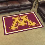 Minnesota Golden Gophers 4' x 6' Area Rug