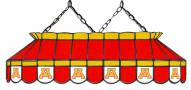 """Minnesota Golden Gophers 40"""" Stained Glass Pool Table Light"""