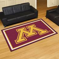 Minnesota Golden Gophers 5' x 8' Area Rug