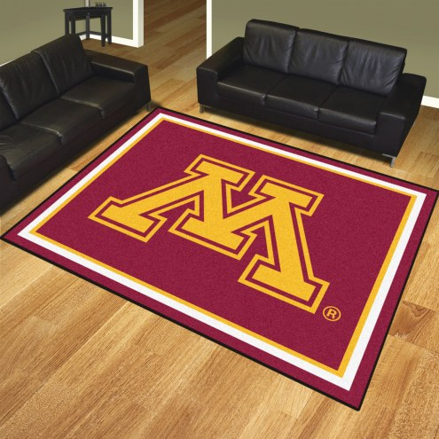 Minnesota Golden Gophers 8' x 10' Area Rug