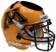 Minnesota Golden Gophers Alternate 4 Schutt Football Helmet Desk Caddy