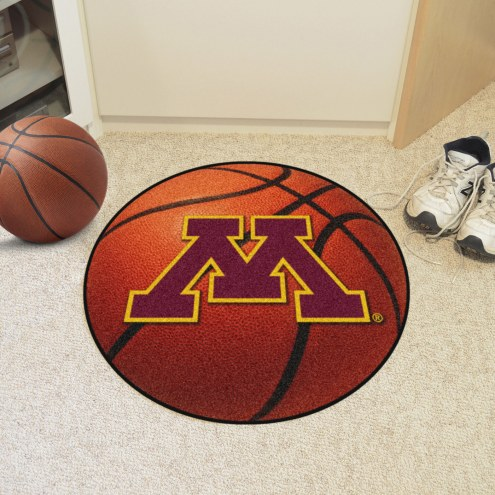 Minnesota Golden Gophers Basketball Mat