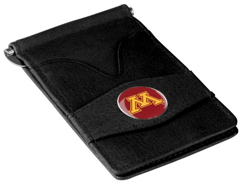 Minnesota Golden Gophers Black Player's Wallet