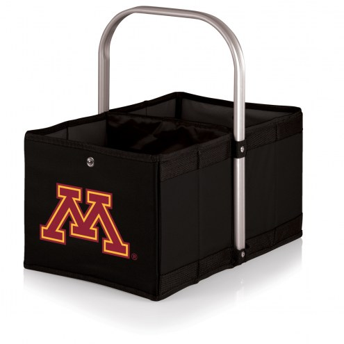 Minnesota Golden Gophers Black Urban Picnic Basket