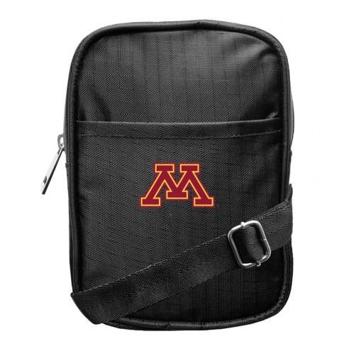 Minnesota Golden Gophers Camera Crossbody Bag
