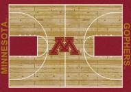 Minnesota Golden Gophers College Home Court Area Rug