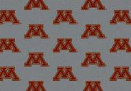 Minnesota Golden Gophers College Repeat Area Rug