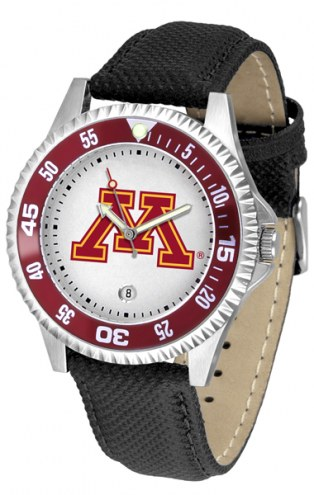 Minnesota Golden Gophers Competitor Men's Watch
