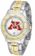 Minnesota Golden Gophers Competitor Two-Tone Men's Watch