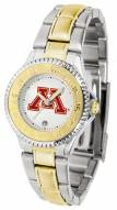 Minnesota Golden Gophers Competitor Two-Tone Women's Watch
