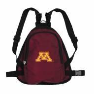 Minnesota Golden Gophers Dog Mini Backpack
