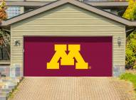 Minnesota Golden Gophers Double Garage Door Banner