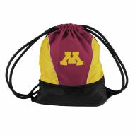 Minnesota Golden Gophers Drawstring Bag