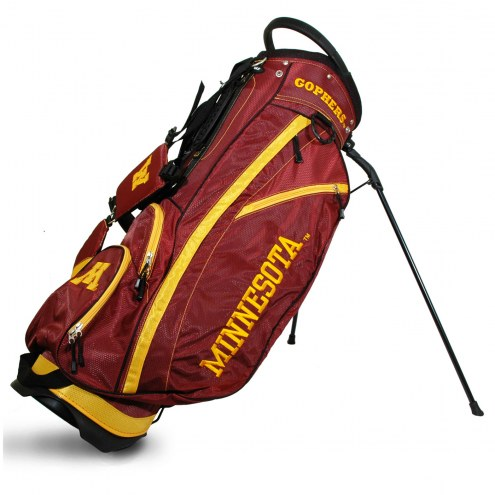 Minnesota Golden Gophers Fairway Golf Carry Bag