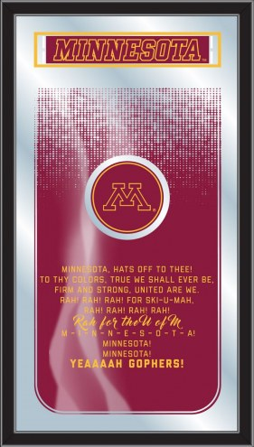 Minnesota Golden Gophers Fight Song Mirror