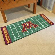 Minnesota Golden Gophers Football Field Runner Rug