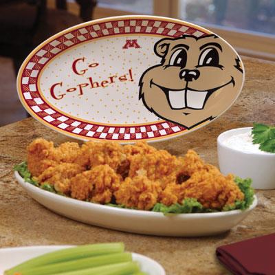 Minnesota Golden Gophers Gameday Ceramic Platter