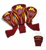 Minnesota Golden Gophers Golf Headcovers - 3 Pack
