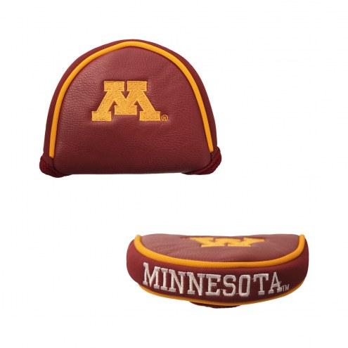 Minnesota Golden Gophers Golf Mallet Putter Cover