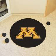 Minnesota Golden Gophers Hockey Puck Mat