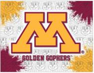 Minnesota Golden Gophers Logo Canvas Print