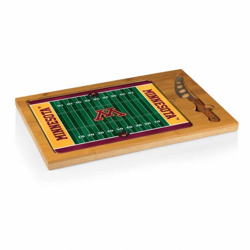 Minnesota Golden Gophers Icon Cutting Board